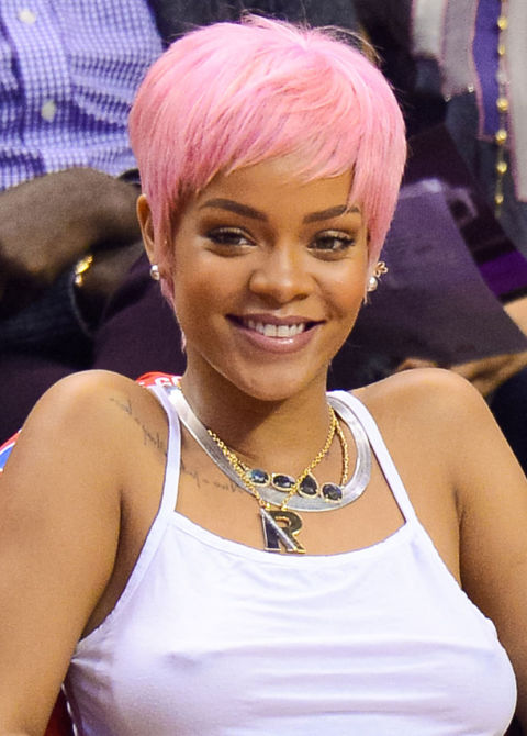 35 Celebs With Pink Hair Jetss