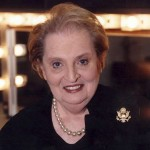 Madeleine Albright. (Photo: Archive)
