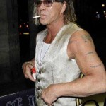 Mickey Rourke. (Photo: Archive)
