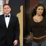 Jonah Hill & Lucy Pinder - December 20, 1983. (Photo: Archive)