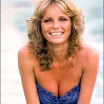 Cheryl Tiegs. (Photo: Archive)