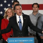 Mitt Romney has five children. (Photo: Archive)