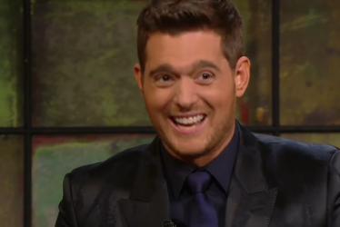 Michael Bublé: I sang for the sex