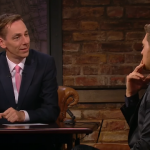 The couple shares two sons. (Screengrab: The Late Late Show)