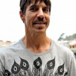 Anthony Kiedis. (Photo: Archive)