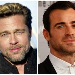 Brad Pitt and Justin Theroux both slept with Jennifer Aniston. (Photo: Archive)