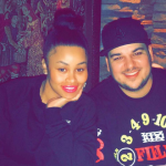 The couple appeared in a cringeworthy video together. (Photo: Instagram, @blacchyna
