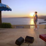 Calvin Harris appeared to tear up listening to a contestant perform a breakup song on X Factor UK. (Photo: Screengrab, X Factor UK)