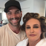 Kim helped Caitlyn glam it up for the ESPY Award Ceremony. (Photo: Instagram, @caitlynjenner)