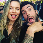 We are happy to report the couple are as happy as they seem in photos. (Photo: Instagram, @behatiprinsloo)