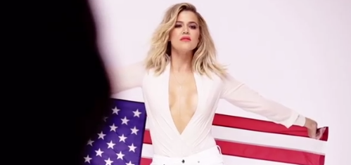 Khloé Kardashian launched her new jeans brand Good American on October 18. (Photo: Instagram, @khloekardashian)