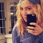 Ever wondered what Kate Hudson does for fun? (Photo: Instagram, @katehudson)