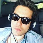 John Mayer teaches us how to sing the alphabet. (Photo: Instagram, @johnmayer)
