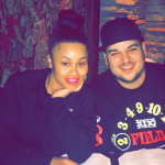 Rob's fiancé Blac Chyna wanted to take the test to shut down rumors online. (Photo: Instagram, @blacchyna)