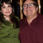 Danny and Lucy DeVito. (Photo: Archive)