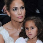 Jennifer Lopez and Emme Muniz. (Photo: Archive)