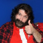 Mick Foley. (Photo: Archive)