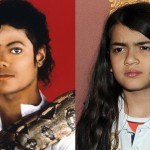 Michael and Blanket Jackson. (Photo: Archive)