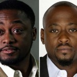 Mike Tomlin and Omar Epps. (Photo: Archive)