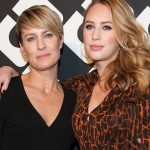 Robin Wright and Dylan Penn. (Photo: Archive)