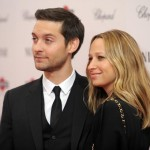 Tobey Maguire and Jennifer Meyer. (Photo: Archive)