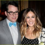 Sarah Jessica Parker and Matthew Broderick. (Photo: Archive)