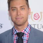 Lance Bass. (Photo: Archive)