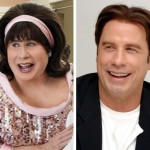 John Travolta as Edna Turnblad in Hairspray. (Photo: Archive)