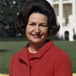 20. Lady Bird Johnson. (Photo: Archive)