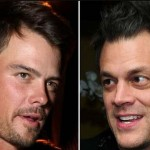 Josh Duhamel and Johnny Knoxville. (Photo: Archive)