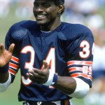 Walter Payton (1954 - 1999). (Photo: Archive)