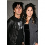 Billie Joe Armstrong and Adrienne Nesser. (Photo: Archive)