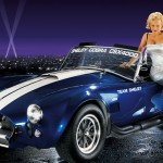 Heather Kozar in 1999: Shelby Cobra CSX 4000. (Photo: Archive)