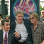 Charlie Sheen / Martin Sheen — Carlos Irwin Estevez / Ramon Antonio Gerard Estevez. (Photo: Archive)