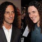 Kenny G and Weird Al. (Photo: Archive)