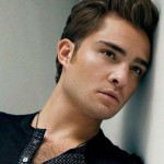 Ed Westwick. (Photo: Archive)