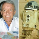 Kenny Baker. (Photo: Archive)