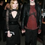 Evan Rachel Wood and Marilyn Manson. (Photo: Archive)