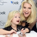 Jessica Simpson and Maxwell Drew Johnson. (Photo: Archive)