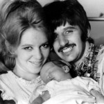 Ringo Starr and Maureen Cox. (Photo: Archive)
