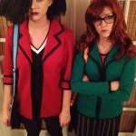 Katy Perry and Shannon Woodward. (Photo: Archive)