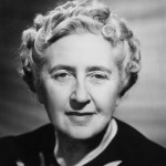 Agatha Christie. (Photo: Archive)
