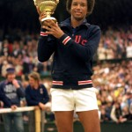 Arthur Ashe (1943 - 1993). (Photo: Archive)