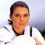 Mia Hamm. (Photo: Archive)