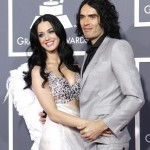 Katy Perry and Russell Brand. (Photo: Archive)