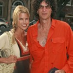 Beth Ostrosky Stern and Howard Stern. (Photo: Archive)