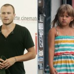 Heath and Matilda Ledger. (Photo: Archive)