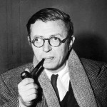 Jean-Paul Sartre. (Photo: Archive)