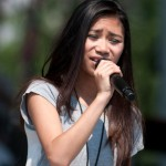 Jessica Sanchez. (Photo: Archive)