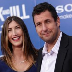 Adam Sandler and Jackie Titone. (Photo: Archive)